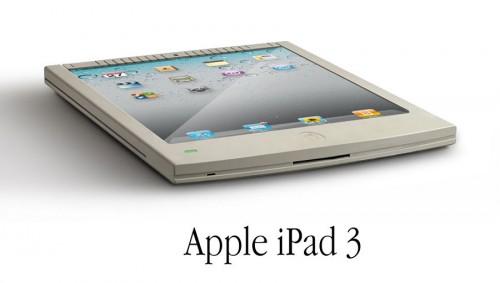 フロッグデザインの iPad 3